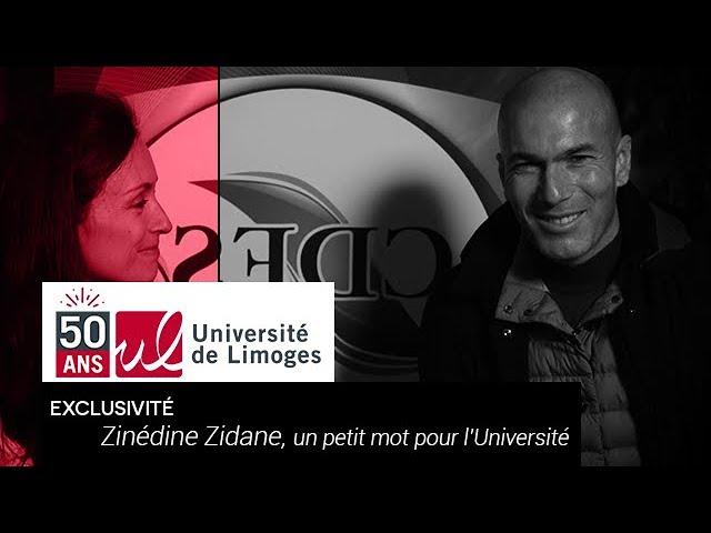 [ EXCLUSIVITÉ ] - Le mot de Zinédine Zidane