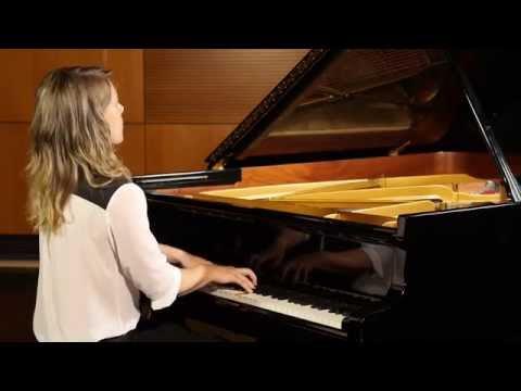 Ottavia Maria Maceratini -  Chopin Ballade no.1 g minor