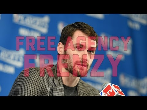 NBA Free Agency Recap Show - July 1 - The Starters