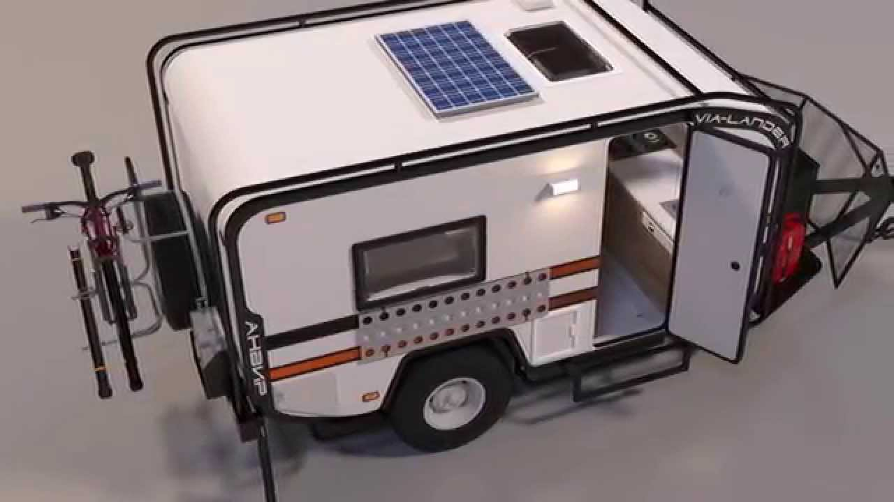 Mini Off Road Camper