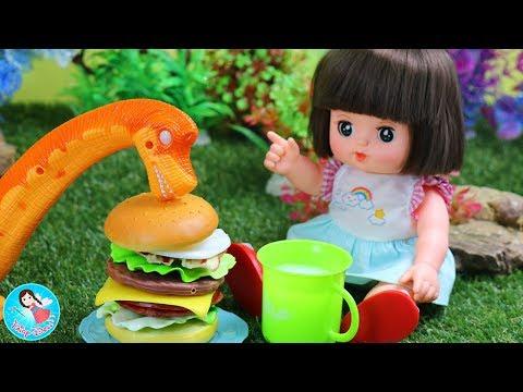 ละครสั้น ของเล่นทำอาหาร ของเล่นไดโนเสาร์ตัวใหม่ jurassic world dinosaur