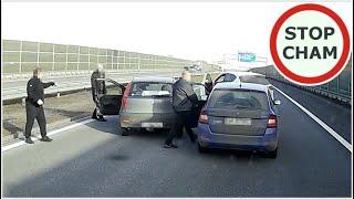 Zatrzymanie obywatelskie  pijanego kierowcy na A4 #575 Wasze Filmy