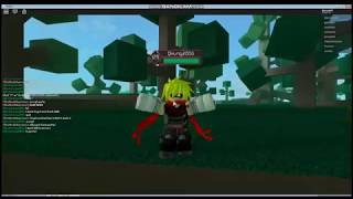 Acid quirk! Heroes Online! Roblox