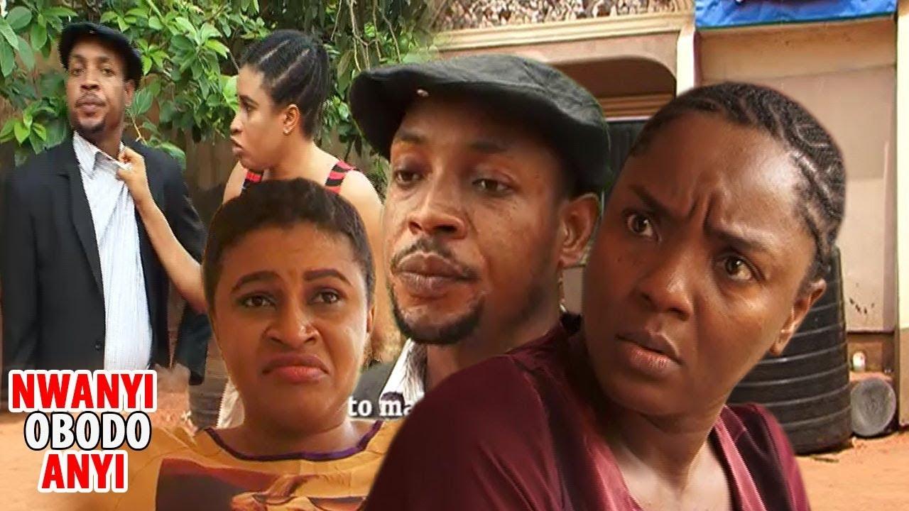 Download Nwanyi Obodo Anyi  3&4  -  2018 Latest Nigerian Nollywood Igbo Movie Full HD