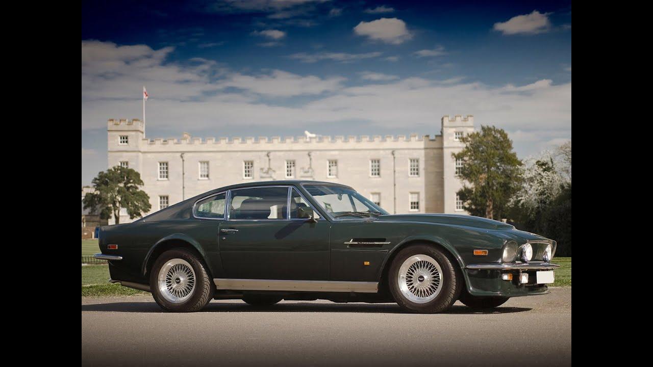 Aston Martin V8 Vantage X Pack The Last Vantage Nicholas Mee
