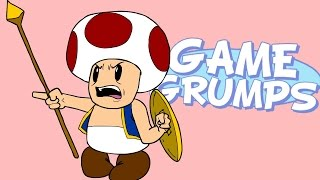 Game Grumps Animated - Toad Wars