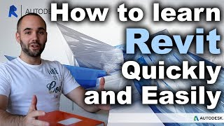 How to Learn Revit Quickly and Easily
