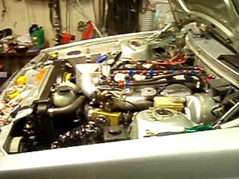 Volvo B234 turbo & supercharger