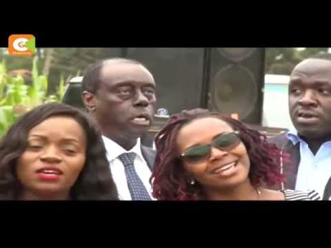 Lawyer Willy Kimani, taxi driver Joseph Muiruri laid to rest