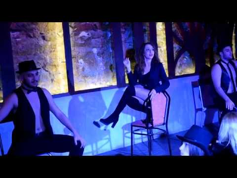 7. Express (Burlesque) - Christina Aguilera (Σταυρούλα Παναγιωτοπούλου)