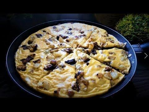 فطور صباحى | بيض بطريقة مختلف طعم رائع سهل وسريع | قناة المورزليرا (: