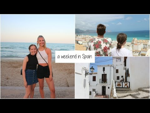 a weekend in Spain