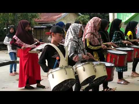 Drum Band Eta Terangkanlah by Opick