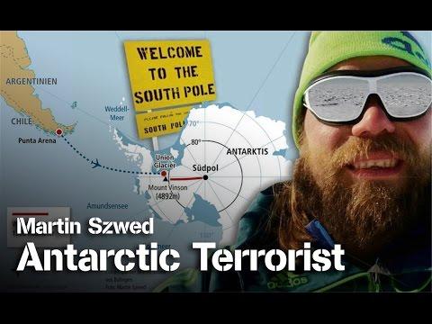 Antarctic Terrorist - Martin Szwed bei SteinZeit