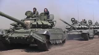 Масштабная внезапная проверка войск РФ