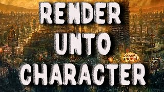 Fallout New Vegas: Render Unto Character; A Video Essay
