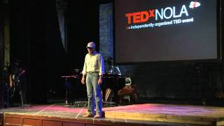 TEDxNOLA - James Carville - Living With Crisis