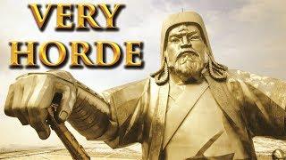 Europa Universalis IV: Very Horde - A Gold Rush Run 01