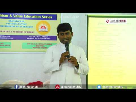 TCBC Catechism and Value Education Series from Pastoral Centre Arch Diocese of HYD, TS, INDIA