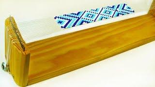 Самодельный станок для плетения бисером