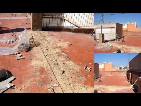 Impermeabilizaci n de terraza doovi for Impermeabilizar terraza transitable