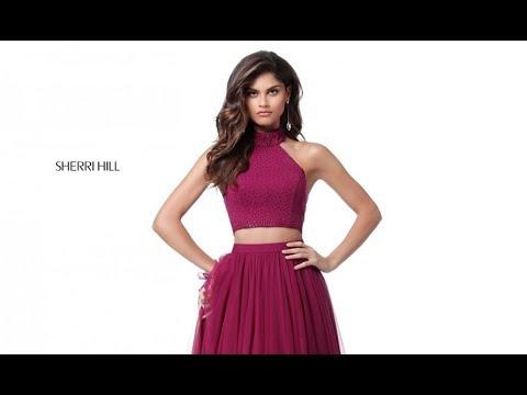 Sherri Hill 51721 Prom Dress - YouTube 064a8a4fb