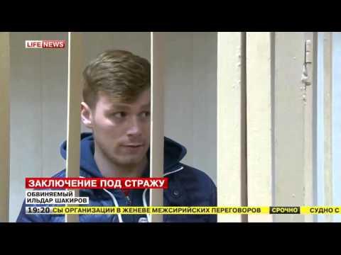 Полицейские, не пресёкшие перестрелку в центре Москвы, арестованы