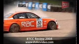 BTCC Review 2008