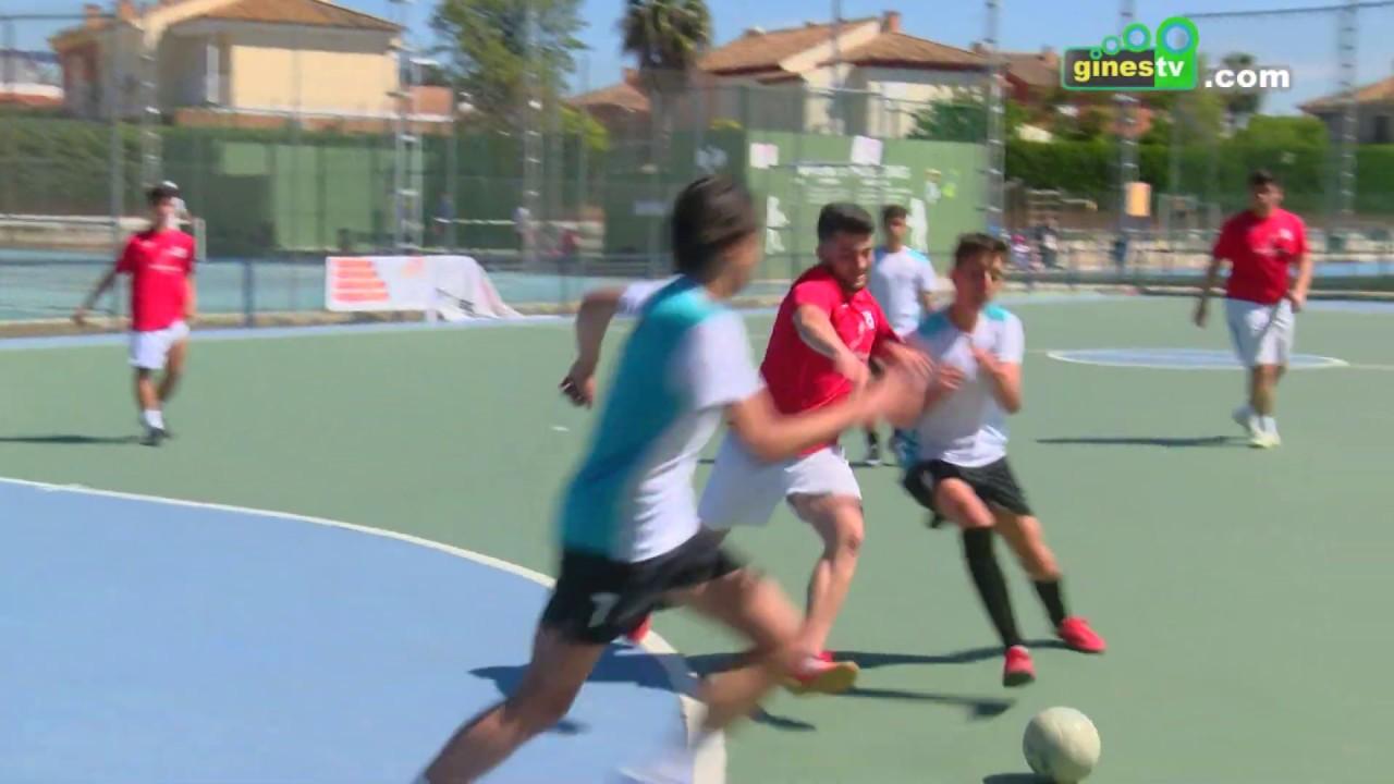 Una de cal y otra de arena en la pasada jornada de la Liga de Primavera Juvenil de fútbol sala
