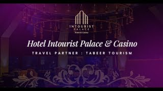 Experience Georgian luxury at The Hotel Intourist Palace