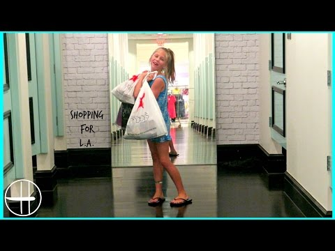 Shopping at Macy