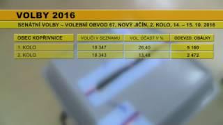 KTK studio - 21. 10. 2016, Magazín č. 33 - Volby 2016 senát 2 kolo
