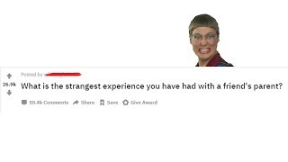 People Share The Strangest Experiences They