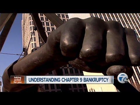 Understanding Chapter 9 bankruptcy