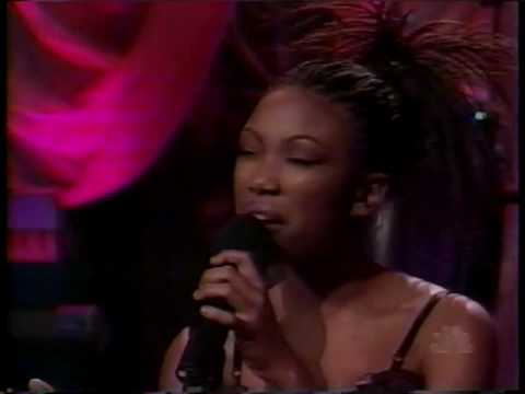 Brandy - Have you ever? (Live)
