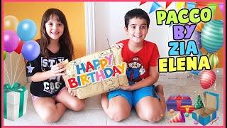 Download lagu 🎁Pacco zia Elena per Compleanno Daniel!🎁