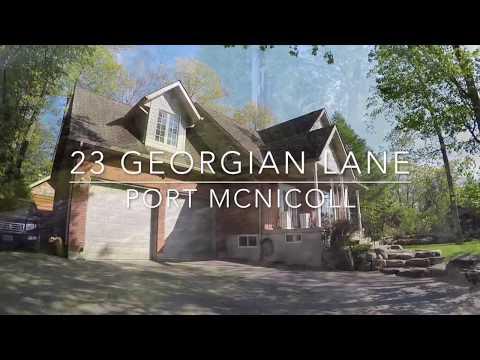 SOLD: 23 Georgian Lane, Port McNicoll - Real Estate