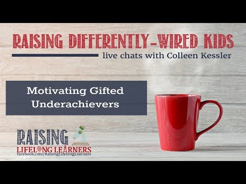 Motivating Gifted Underachievers