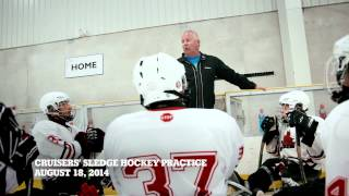 Gatorade – Sledge Hockey – Sledge Players' POV