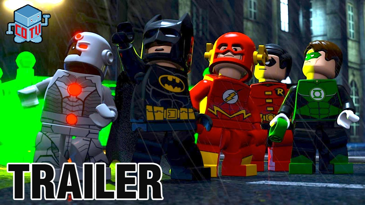 Lego batman the movie dc superheroes unite official - Super batman movie ...