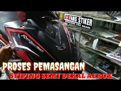 Stiker Khusus Motor Thailook Dan Babylook VERSI Npl Annas.
