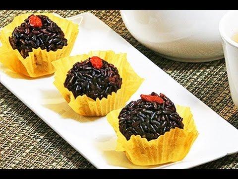 【現代心素派】20140123 - 香積料理 - 紫米芋頭糕&梅汁蒟蒻果凍 - 在地好美味 - 悅心緣積思飯