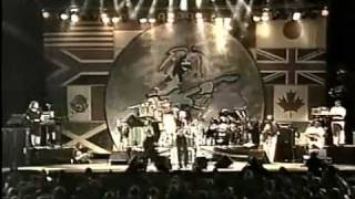 Big Mountain Live - 1996 Reggae Sunsplash World Tour, USA