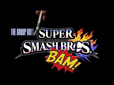 Drugs, Beer, & Special Guests (The Group Does Super Smash Bros WiiU)