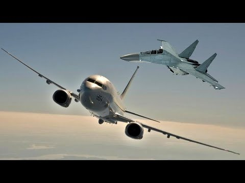 Chinese Jets Intercept US Surveillance Plane: US Officials