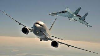 Chinese Jets Intercept US Surveillance Plane: US Officials