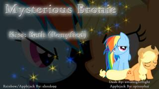 Kiss: Beth (ponyfied)