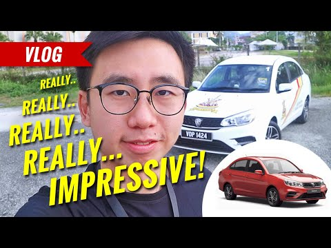 What Car To Buy Under RM40k? 2019 Proton Saga! - AutoBuzz.my