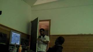 Behave Yourself Studio Session 1 part 2