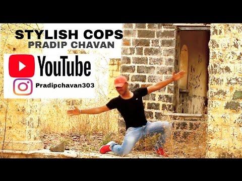 Nath nath Badrinath | Dance Steps | Allu arjun | Cover | Pradip Chavan Stylish Cops 303